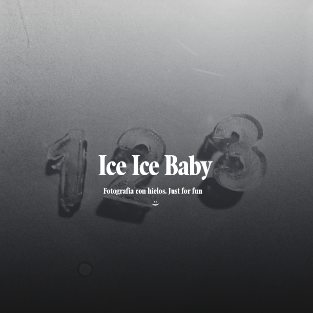 ICEICEBABY