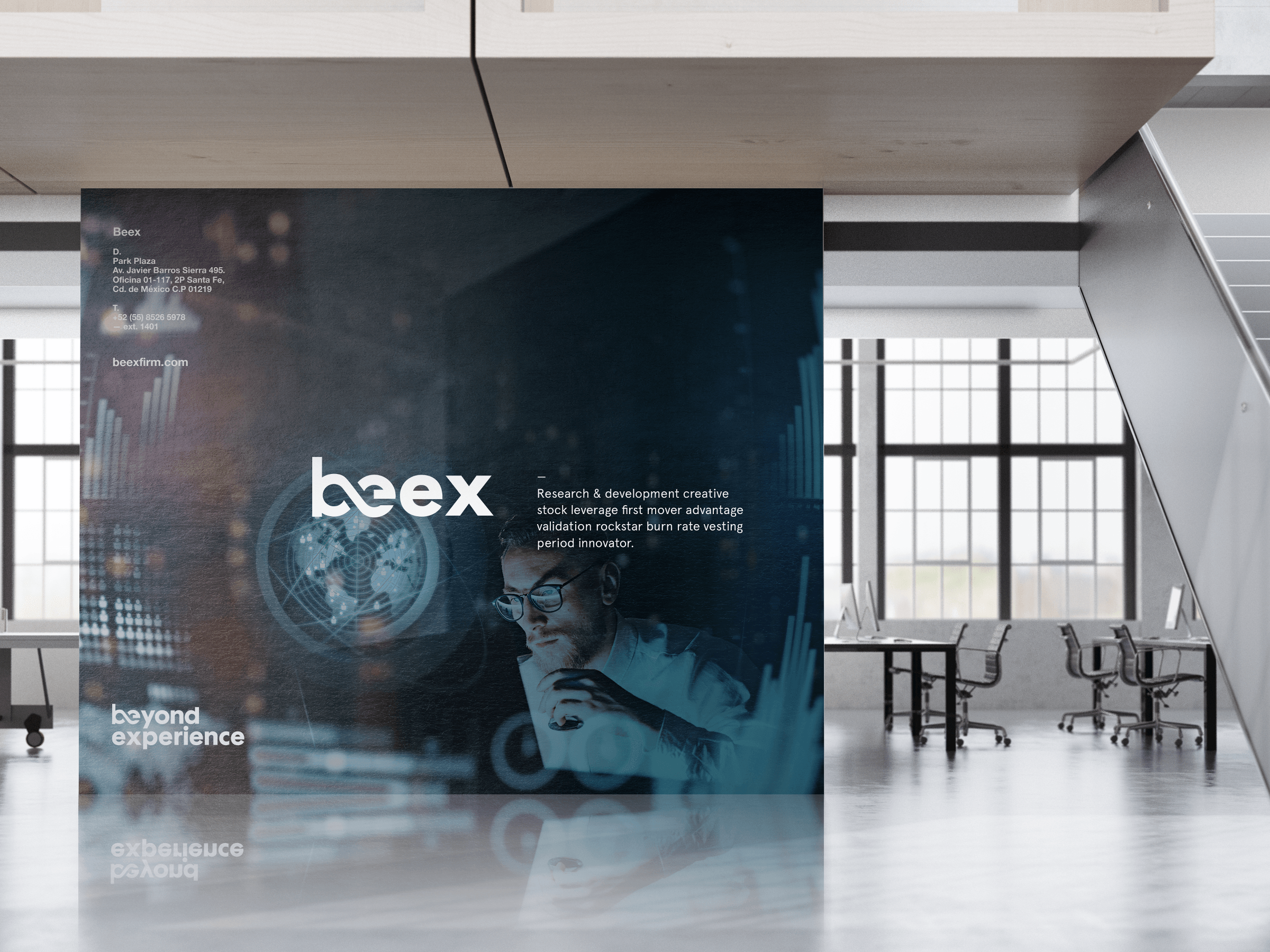 office-beex-yoenpaperland