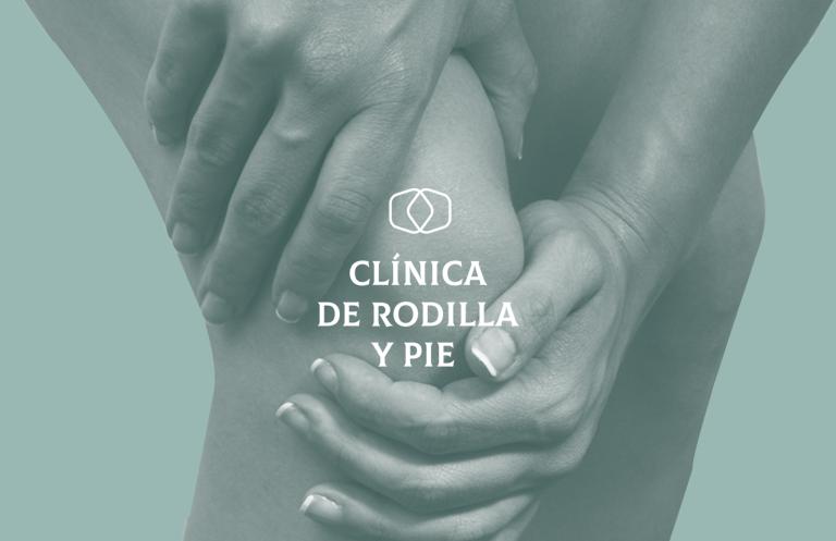 CLÍNICA DE RODILLA Y PIE
